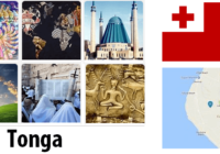 Tonga Population by Religion