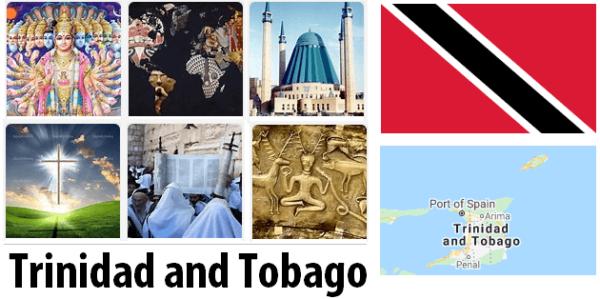 Trinidad and Tobago Population by Religion