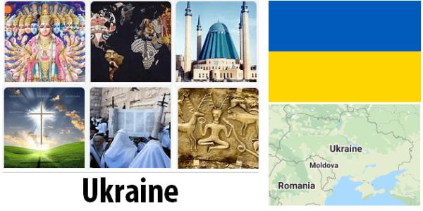 Ukraine Population by Religion