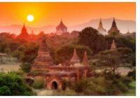 Bagan, Myanmar Sightseeing
