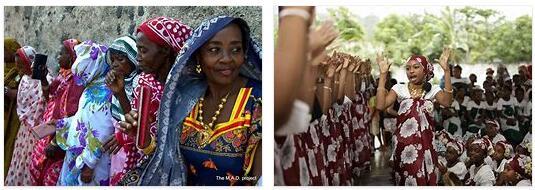 Comoros Culture
